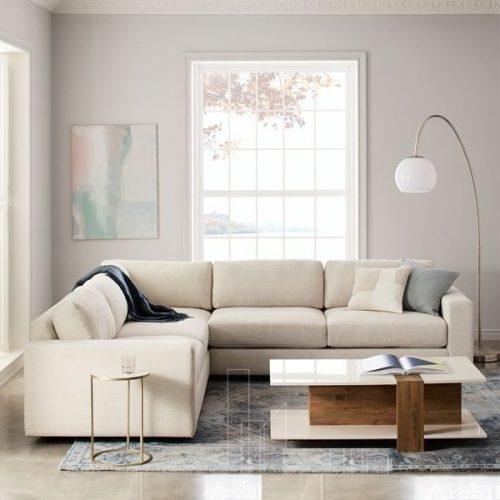 Ghế Sofa góc phòng khách M63
