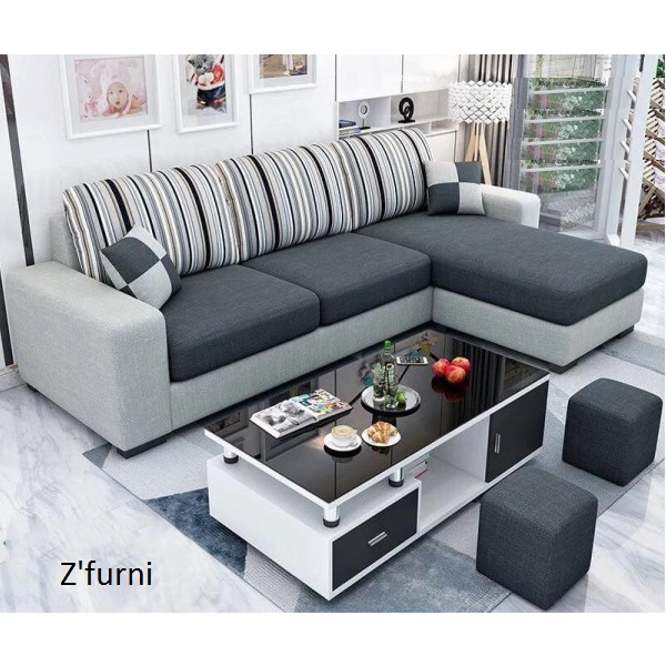 Ghế Sofa góc phòng khách M64
