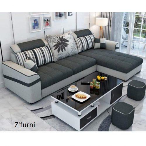 Ghế Sofa góc phòng khách M75