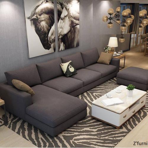 Ghế Sofa góc phòng khách M77