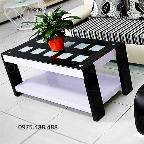 Bàn sofa H3 ô vuông