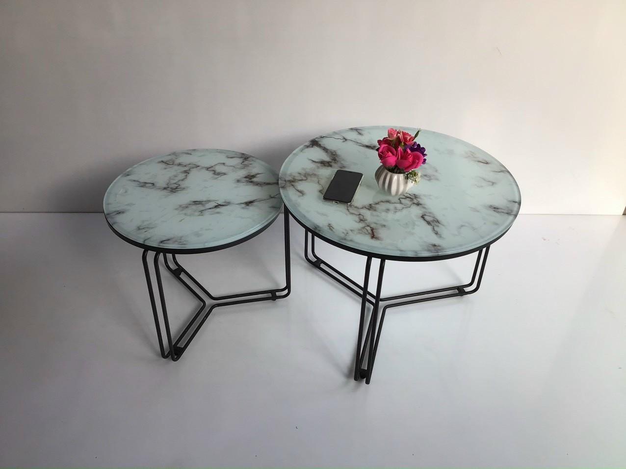 Bàn trà sofa M89 mẫu mới 2021